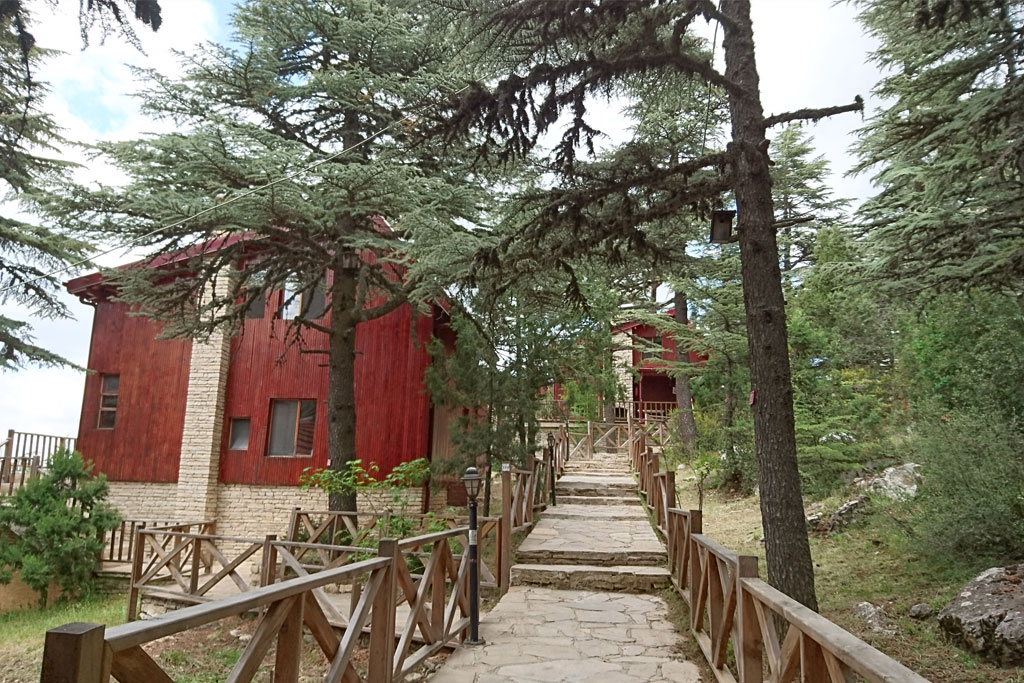 Kizildag National Park